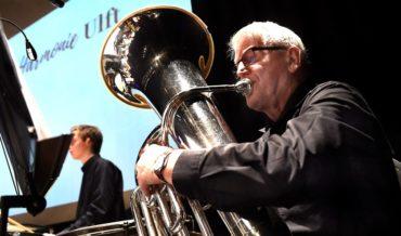Theo Schepers neemt afscheid als muzikant (foto: Roel Kleinpenning)
